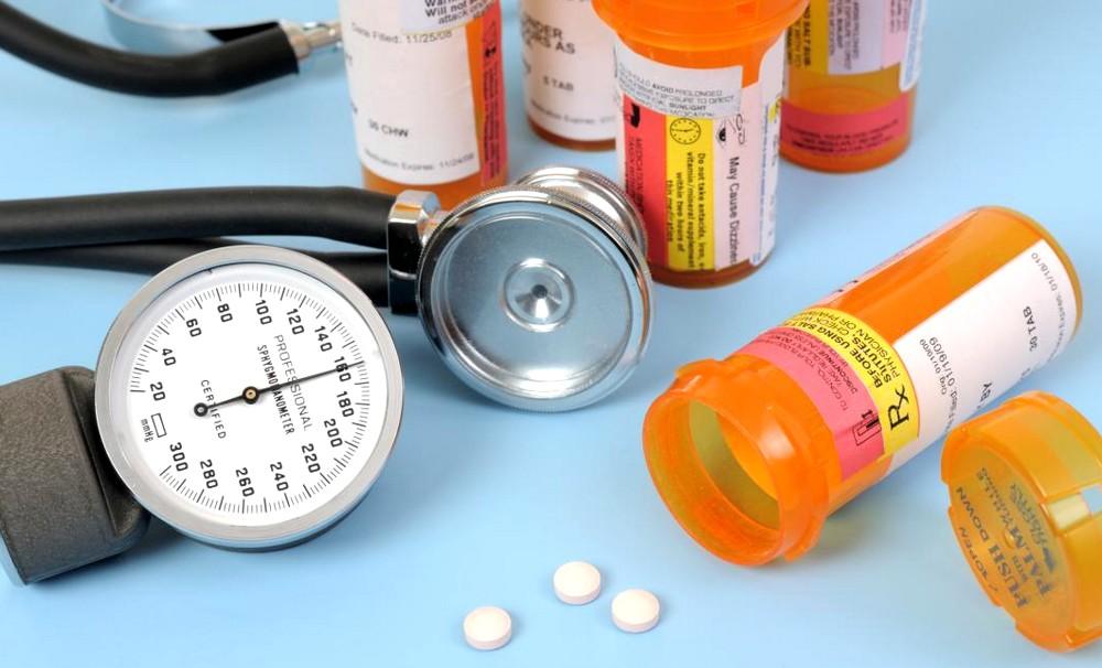 Médicaments pour traiter l'hypertension artérielle