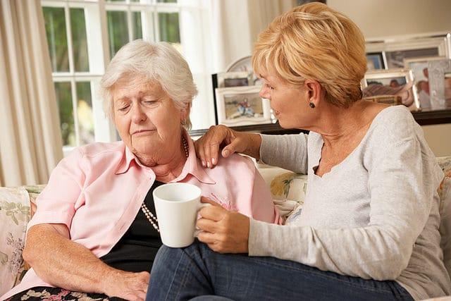 Comment traiter vos parents vieillissants ?